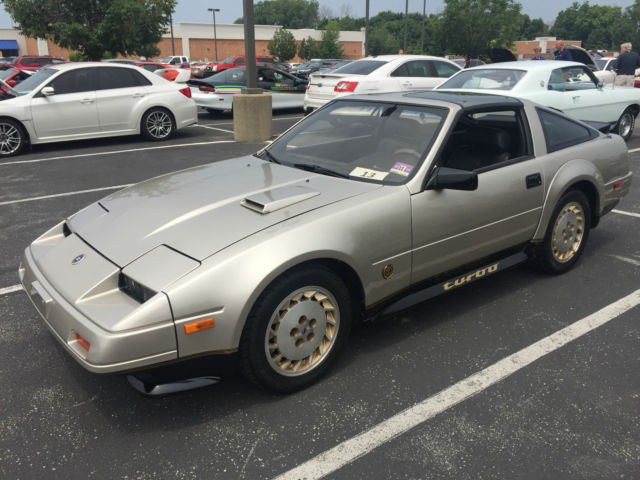 1984 Nissan 300zx 50th Anniversary Edition Classic