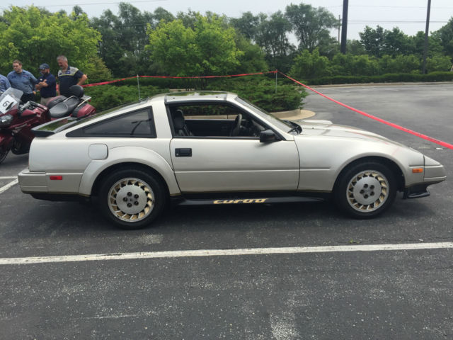 1984 nissan 300zx 50th anniversary edition classic nissan 300zx 1984 for sale. Black Bedroom Furniture Sets. Home Design Ideas