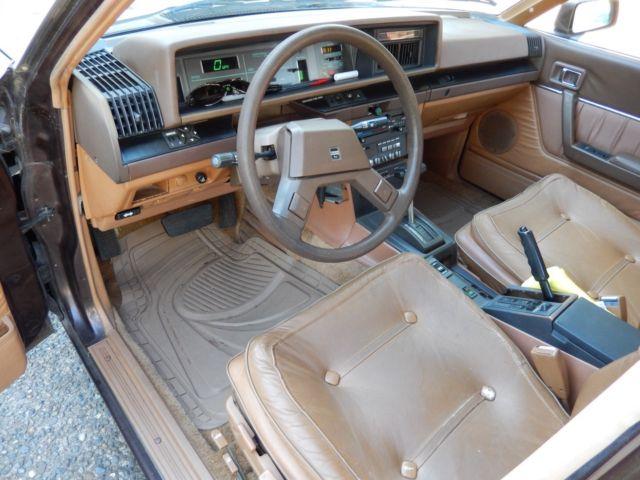 1984 Nissan Maxima Gl Sedan 4 Door 2 4l Classic Datsun