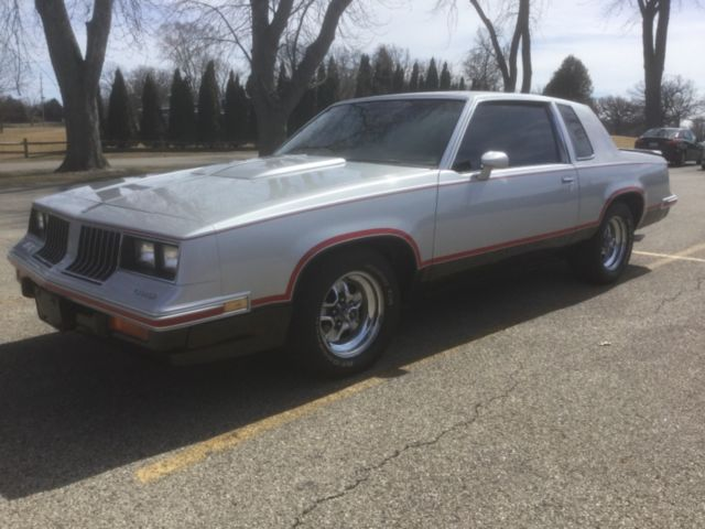 1984 OLDS CUTLASS HURST/442 with 89k original miles  PRICED