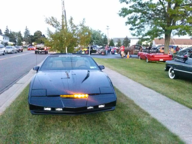 Knight Rider Car For Sale >> 1984 Pontiac Firebird Trans Am Knight Rider replica KITT KARR conversion car - Classic Pontiac ...