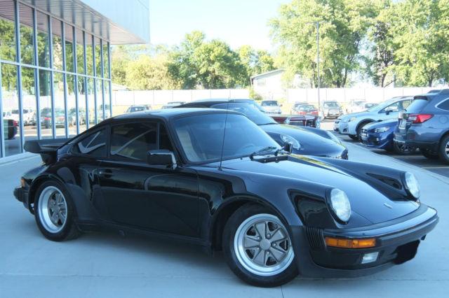 1984 Porsche 911 Carrera M491 Wide Body Turbo Look