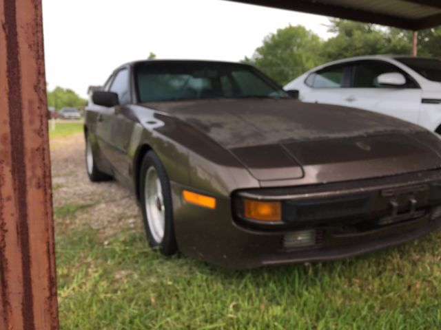 1984 porsche 944 wide body classic porsche 944 1984 for sale. Black Bedroom Furniture Sets. Home Design Ideas
