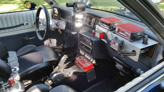 1984 Pro Street Monte Carlo Ss Classic Chevrolet Monte Carlo 1984 For Sale