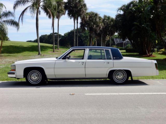 1984 Sedan Deville Only 38 000 Miles Recent Major