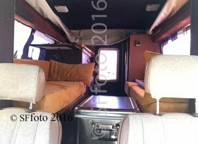 1984 Toyota Bandit Mini Camper RV 17' 22R pickup poptop sr5