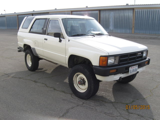 1985 4runner 4wd first generation straight axel classic toyota 4runner 1985 for sale. Black Bedroom Furniture Sets. Home Design Ideas