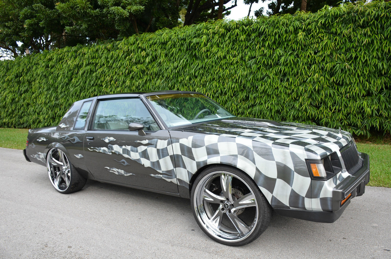 1985 86 87 Buick T Type Grand National Custom Show Ready
