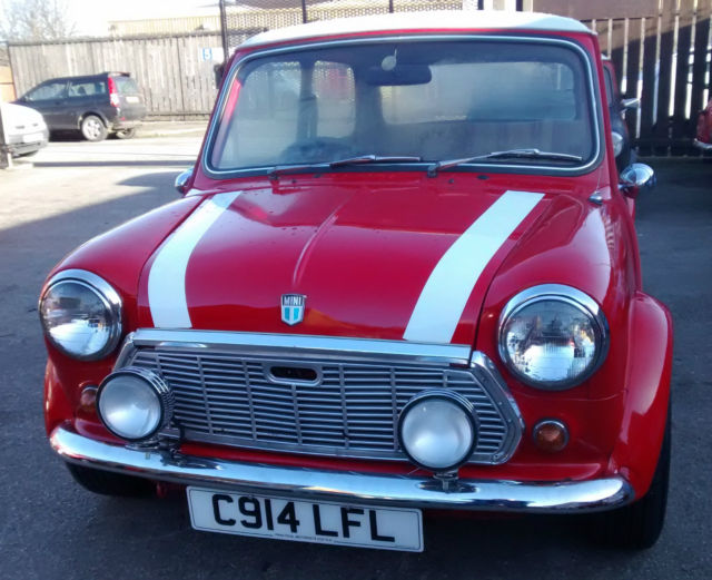 1985 austin mini 1000 beautiful car delivery service for Austin rising fast motor cars