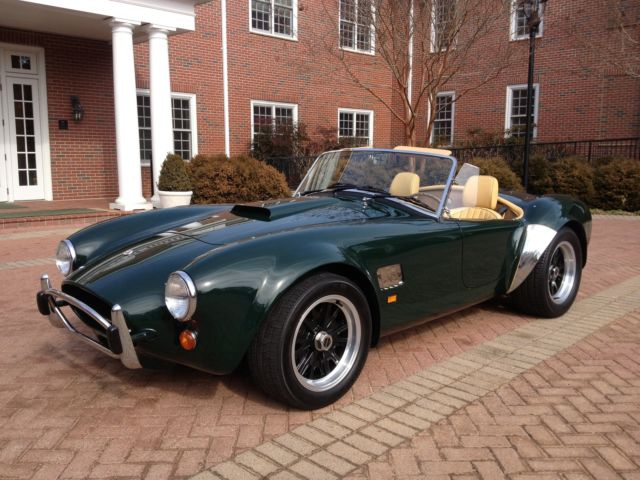 1985 Autokraft Mark IV AC Cobra Roadster #120 - Classic ...