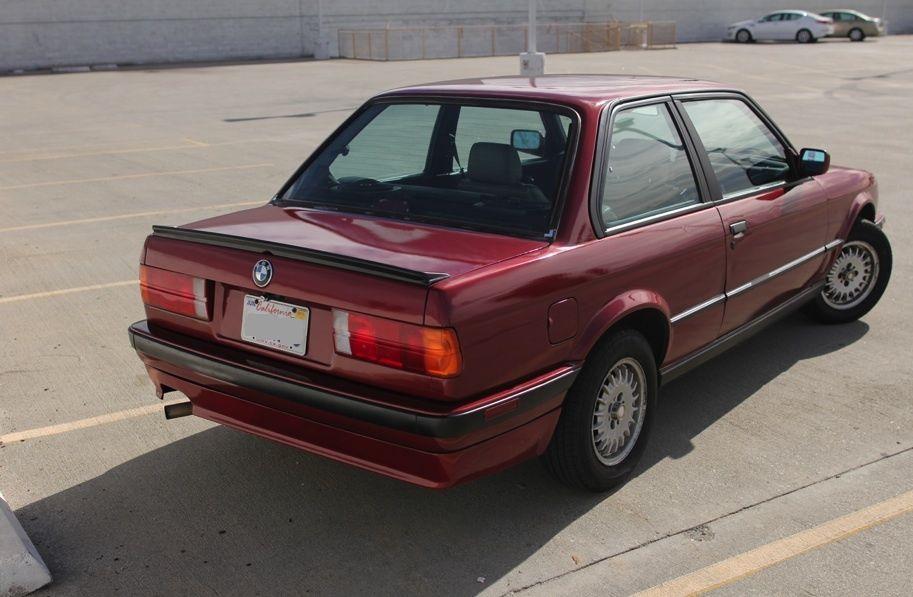Bmw 325i For Sale >> 1985 BMW 325 Calypso Red! (E30 M Tech) - Classic BMW 3 ...