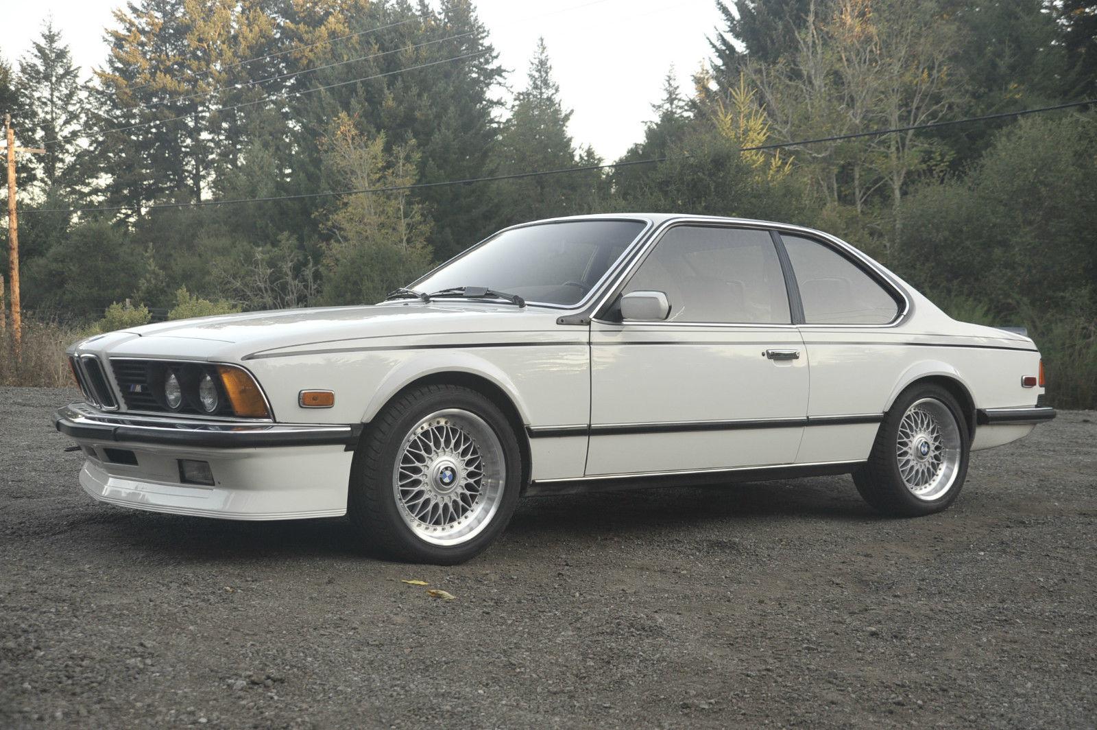 1985 Bmw M635csi Classic Bmw M6 1985 For Sale