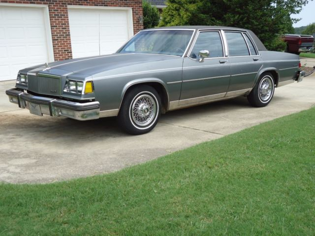 Buick Lesabre Collector S Edition Repair Or Parts on 1985 Buick Lesabre Engine