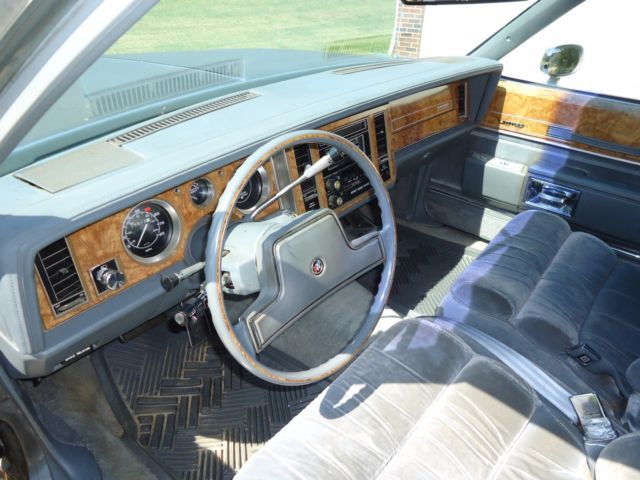 1985 Buick Lesabre Collector 39 S Edition Repair Or Parts Classic Buick Lesabre 1985 For Sale