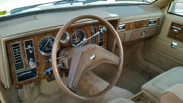 1985 Buick Skylark Limited Sedan 4-Door 2.8L - Classic ...