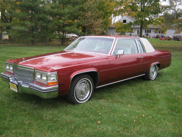 Cruise Control Should Not Be Used >> 1985 Cadillac Coupe DeVille - Only 10,500 miles - Low Reserve - Classic Cadillac DeVille 1984 ...