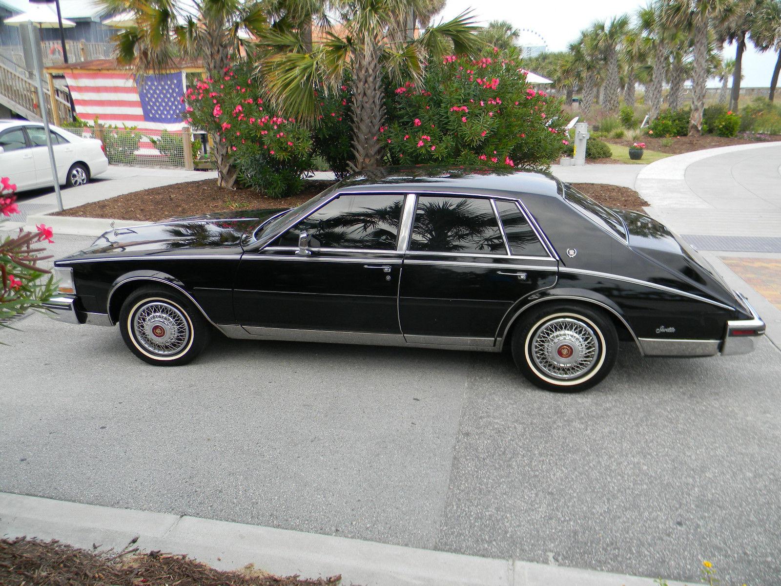 1985 cadillac seville elegante sedan 4 door 4 1l classic cadillac seville 1985 for sale. Black Bedroom Furniture Sets. Home Design Ideas