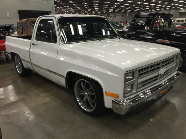 1985 chevrolet c10 swb pickup ls1 swap lowered pickup 1985 chevrolet c ... 1985 Chevy Truck Lowered