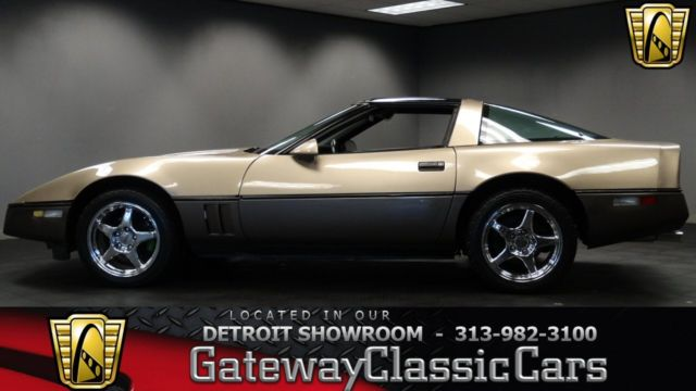 Used Corvettes For Sale >> 1985 Chevrolet Corvette 491 Miles Bronze Coupe 5.7L V8 TPI OHV Automatic - Classic Chevrolet ...