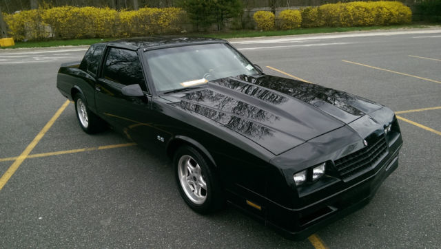 1985 chevrolet monte carlo ss coupe w t tops classic muscle car of the 80 39 s classic. Black Bedroom Furniture Sets. Home Design Ideas