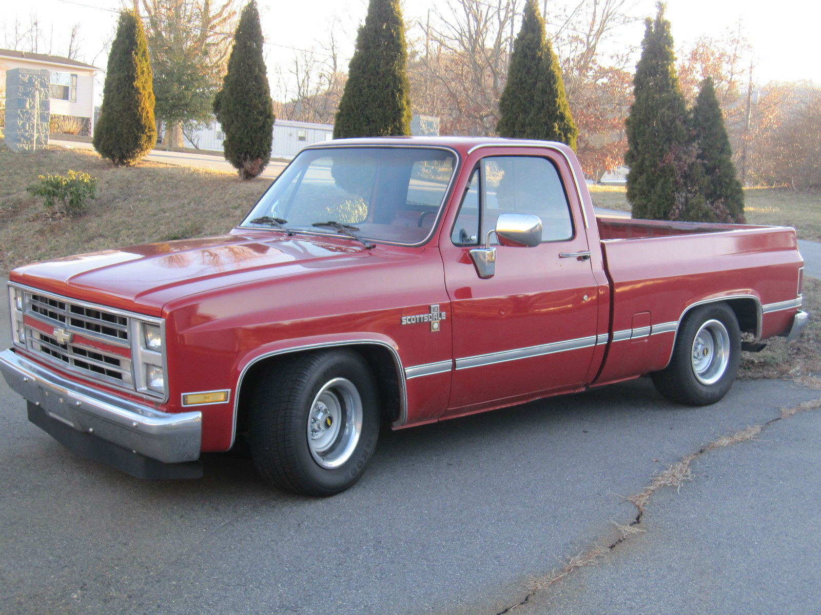 Chevy C Short Bed For Sale