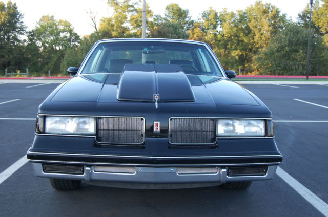 1985 Cutlass Supreme   Vortec Fuel Injection with Custom