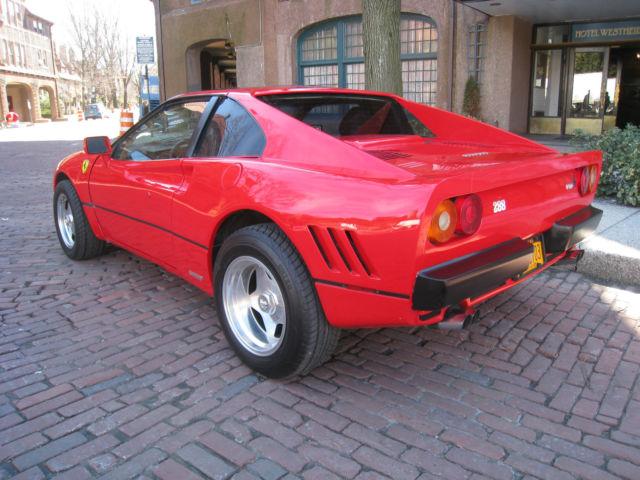 1985 Ferrari 288 Gto Replica 67k Miles Gto A Wide