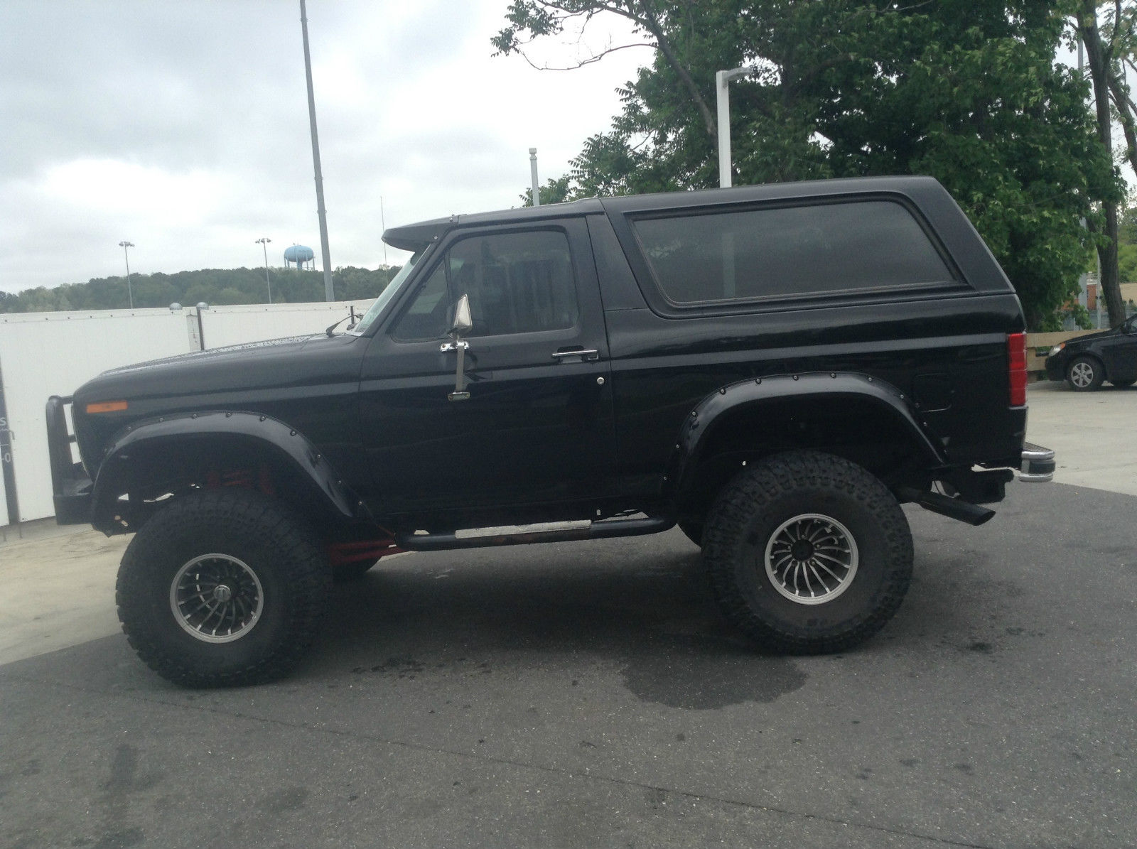 1985 Ford Bronco Custom Sport Utility 2 Door 5 8l Classic Ford Bronco 1985 For Sale
