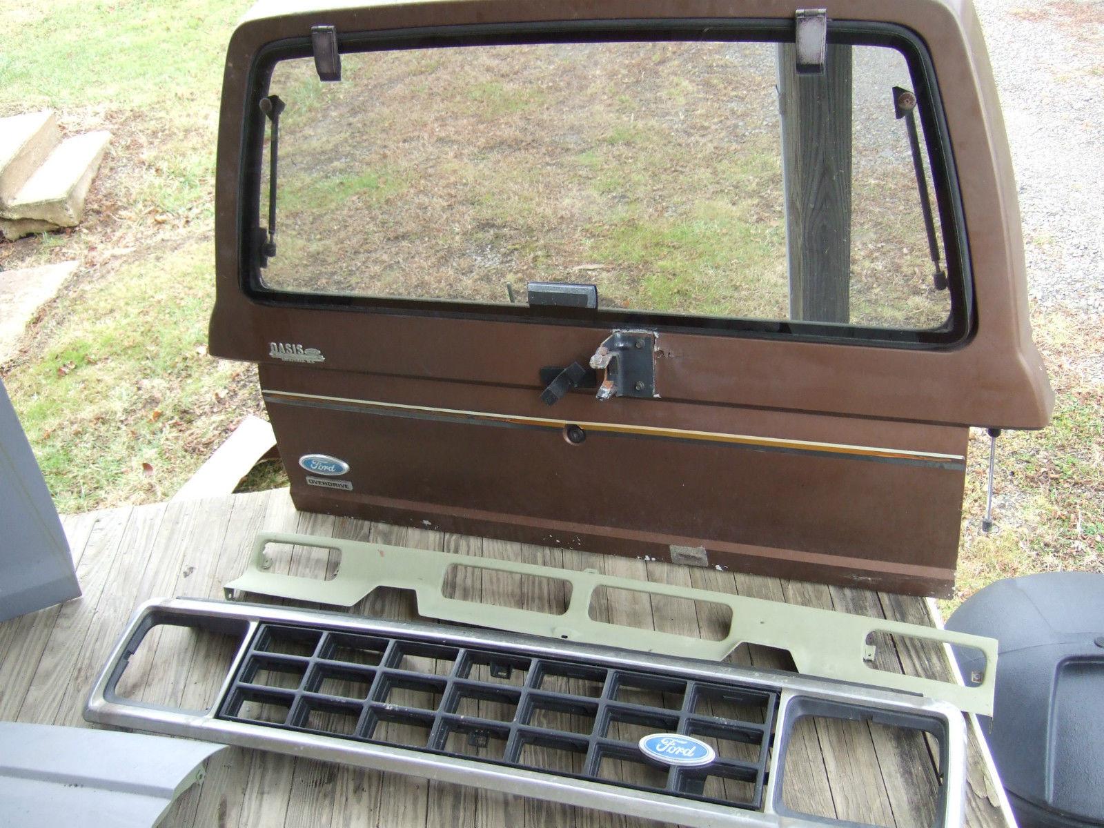 1985 Ford Bronco Ii Base Sport Utility 2 Door 2 8l 83 88