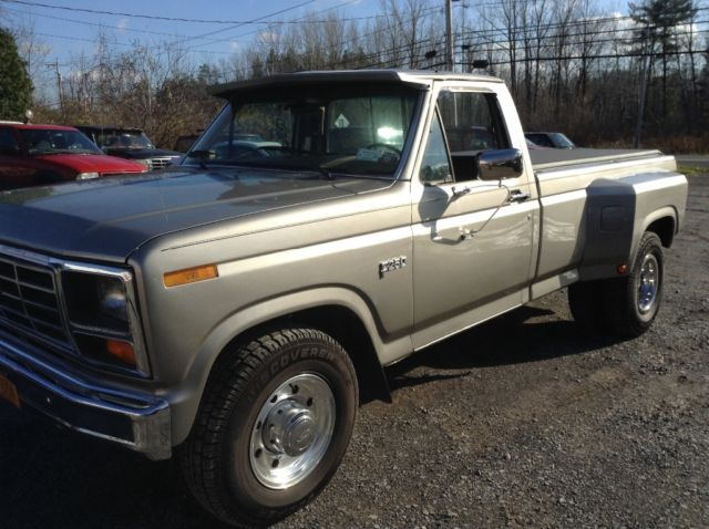 1985 ford f 250 dually classic ford f 250 1985 for sale. Black Bedroom Furniture Sets. Home Design Ideas