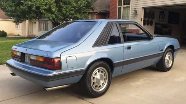 1985 Ford Mustang 5 0 Lx