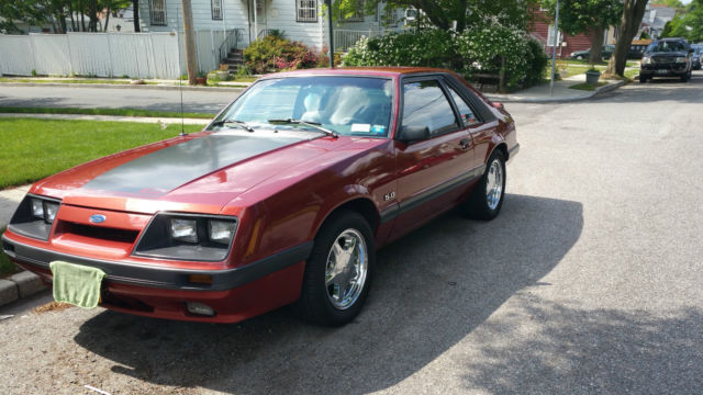 1985 ford mustang gt hatchback 2 door 5 0l new chrome pony rims tires 5 speed classic ford. Black Bedroom Furniture Sets. Home Design Ideas