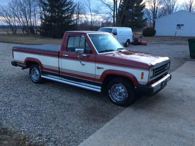 1985 ford ranger - Classic Ford Ranger 1985 for sale