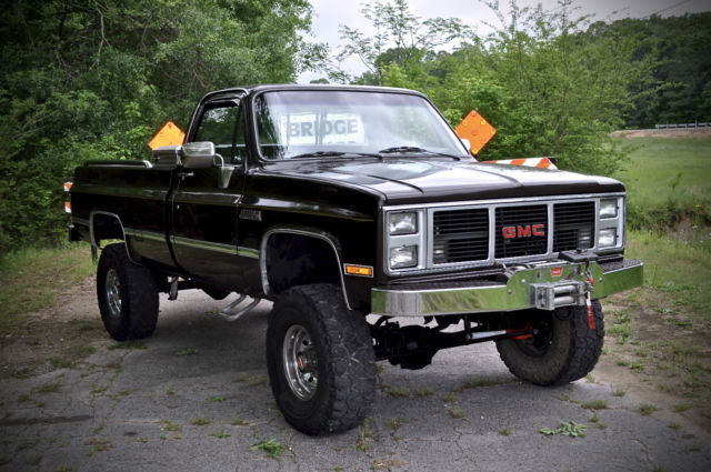 1985 GMC Sierra 2500HD ABSOLUTELY INCREDIBLE! TONS INVESTED! 383 Stroker 4x4!!! - Classic GMC ...