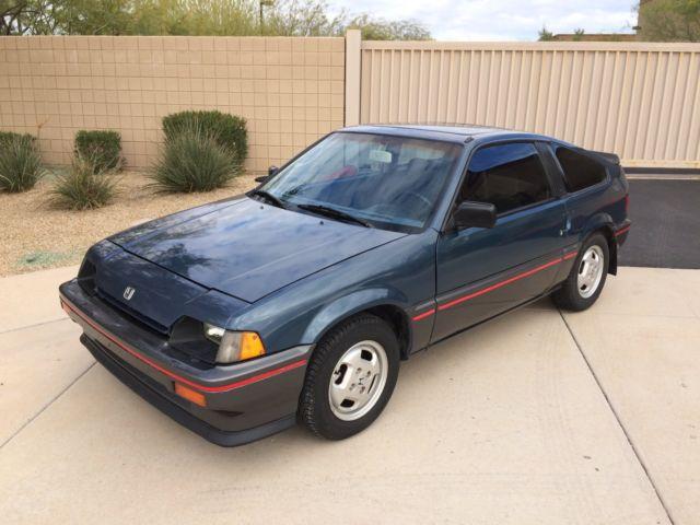 1985 honda civic crx si classic honda crx 1985 for sale for Honda civic 1985