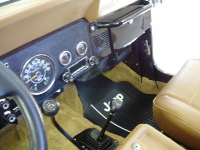 Jim Marsh Jeep >> 1985 Jeep CJ7 Golden Eagle - Classic Jeep CJ 1985 for sale