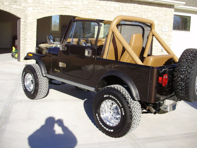 1985 Jeep CJ7 Golden Eagle - Classic Jeep CJ 1985 for sale