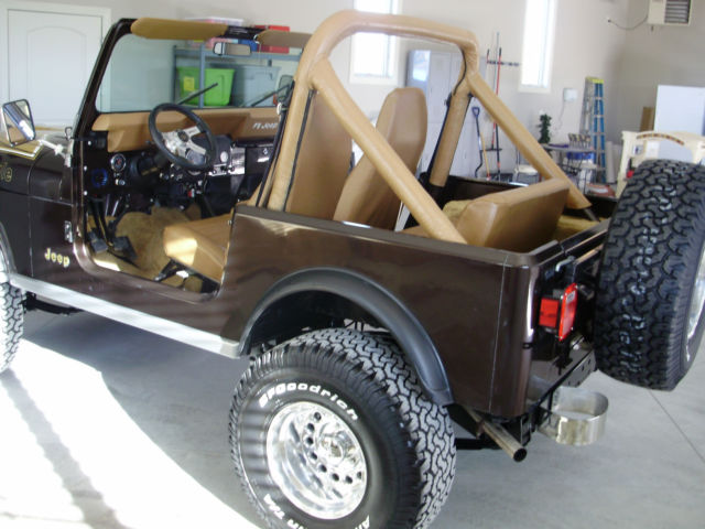 Jeep Dealership Las Vegas >> 1985 Jeep CJ7 Golden Eagle - Classic Jeep CJ 1985 for sale
