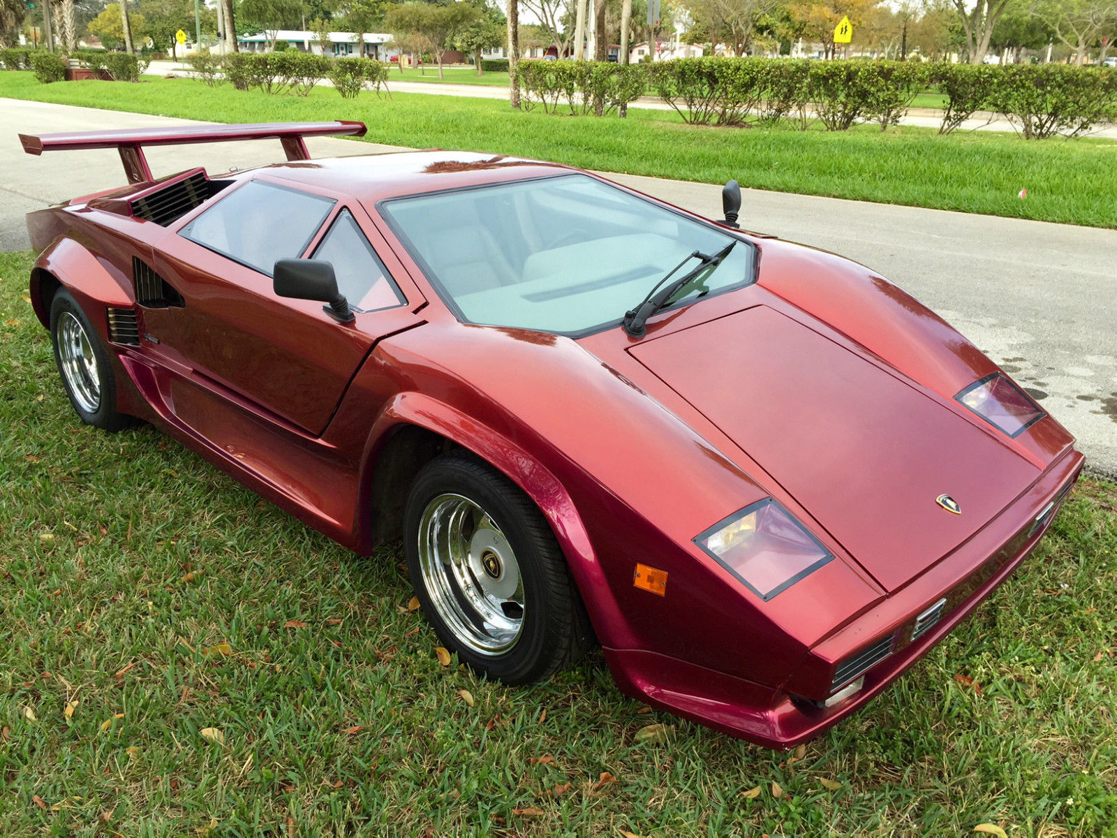 lamborghini countach kit sale lamborghini countach 5000 qv replica for sale 1981 on car and. Black Bedroom Furniture Sets. Home Design Ideas