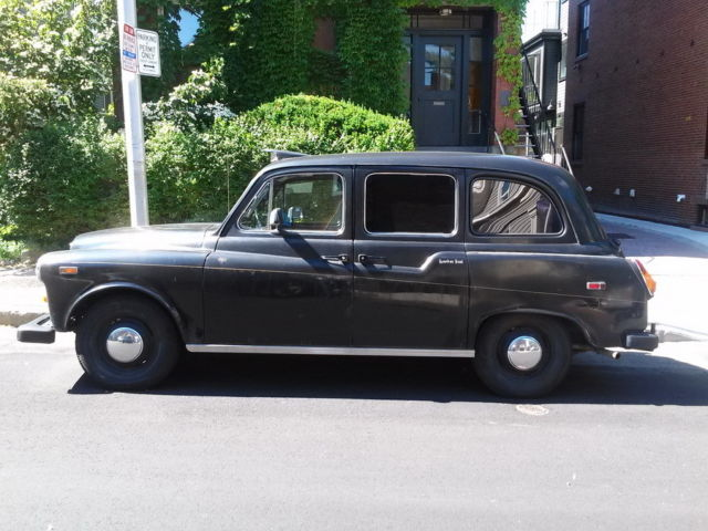 1985 London Taxi Fx4 Classic Other Makes Fx4 1985 For Sale