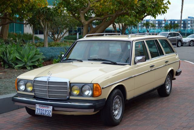 1985 mercedes 300td turbo diesel wagon low miles excellent for 1985 mercedes benz 300td wagon for sale