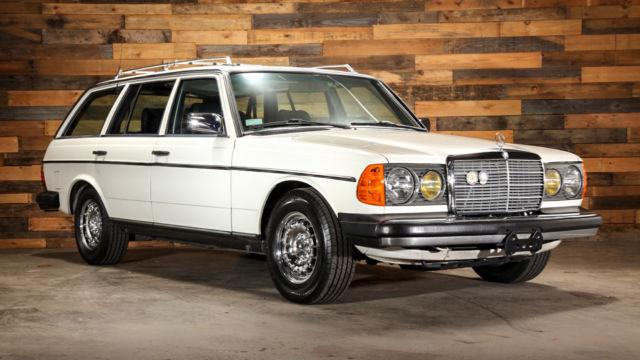 1985 mercedes 300td wagon w123 sunroof k restoration for 1985 mercedes benz 300td wagon for sale