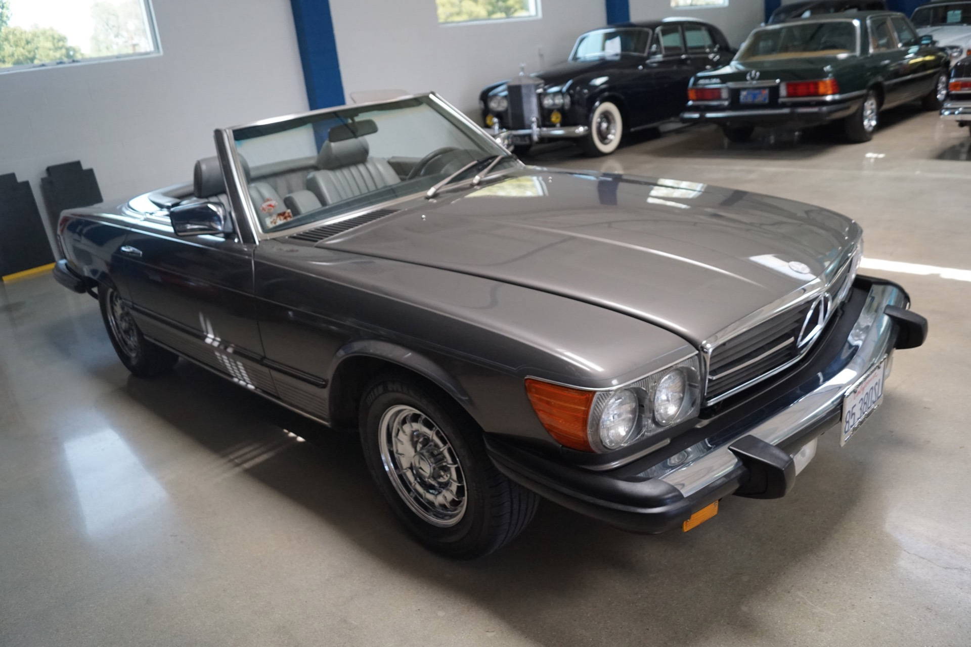 1985 mercedes benz 380 class for sale classic mercedes benz 300 series 1985 for sale. Black Bedroom Furniture Sets. Home Design Ideas