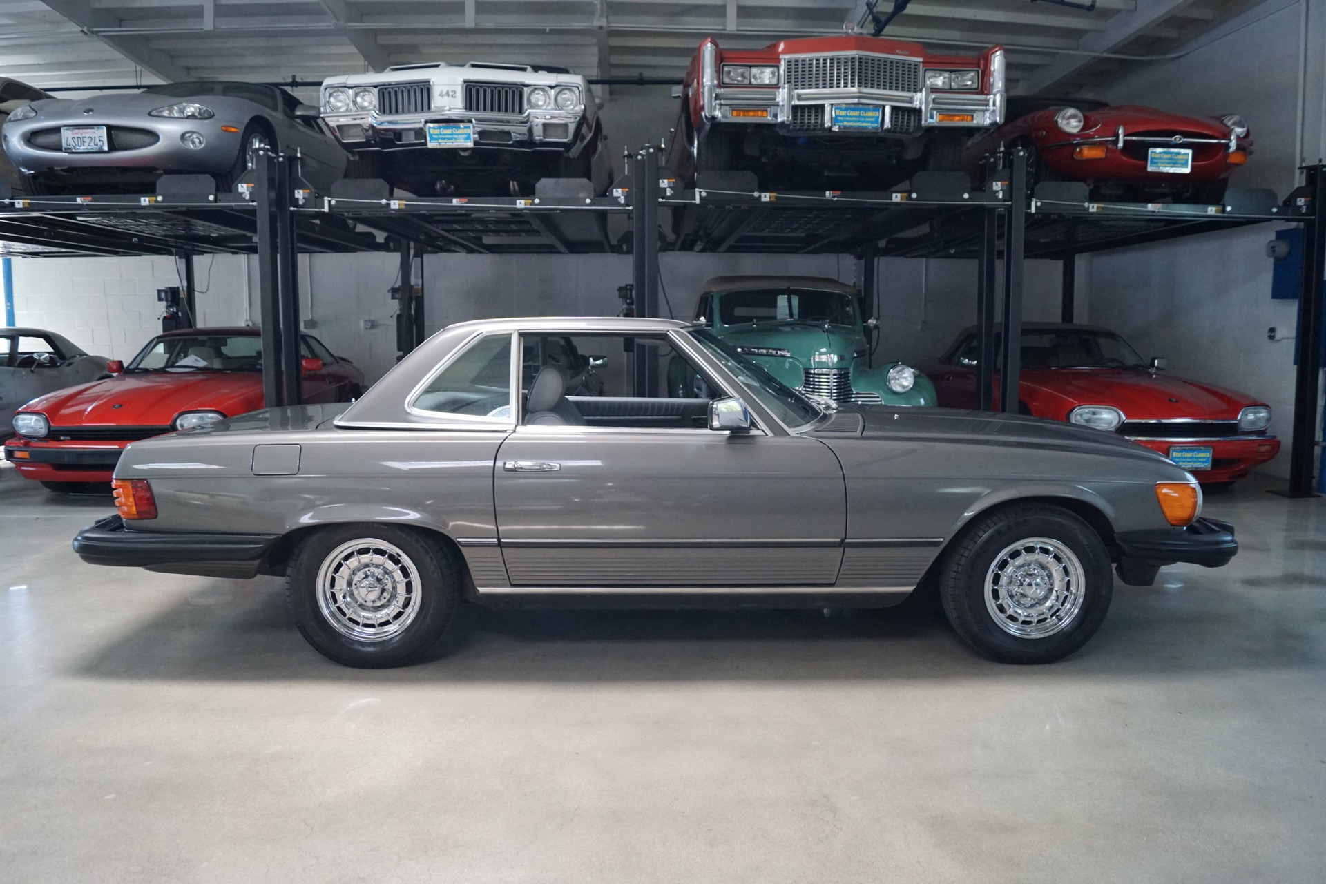 1985 mercedes benz 380 class for sale classic mercedes for Mercede benz for sale