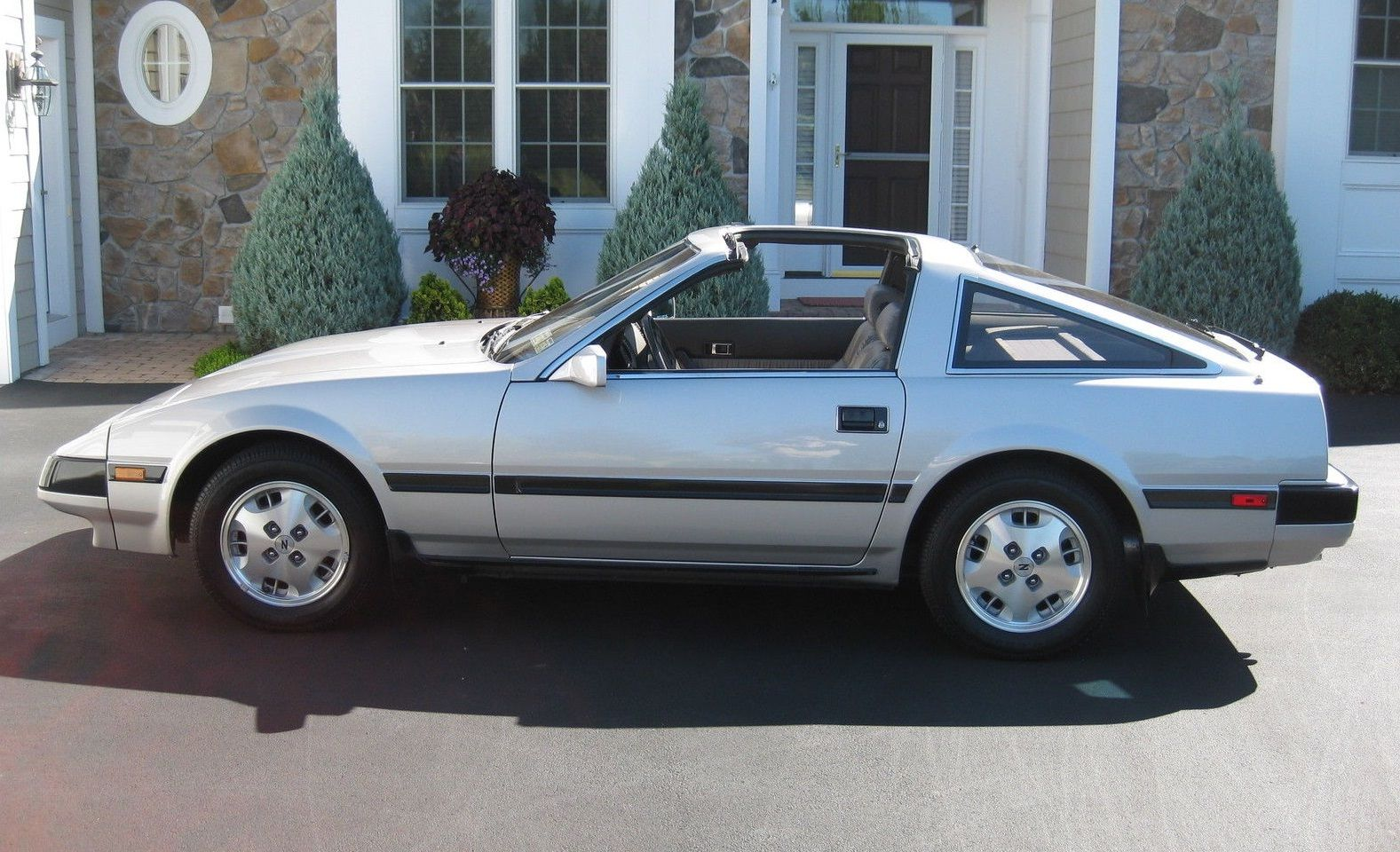 1985 nissan 300zx 300 zx collector quality classic nissan 300zx 1985 for sale. Black Bedroom Furniture Sets. Home Design Ideas