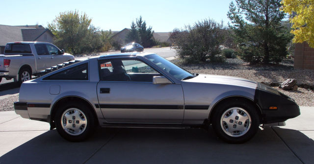 Craigslist Nd Cars: 1985 Nissan 300ZX 5-Speed V6 T-Top 2nd Owner Beautiful