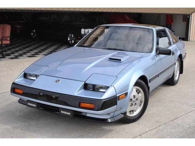 1985 Nissan 300ZX Turbo 5 Speed 32k miles original car stunning