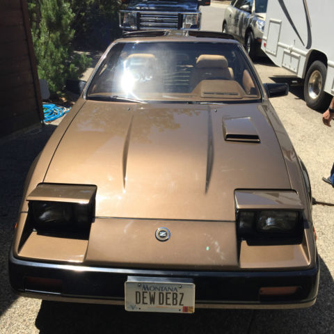 1985 Nissan 300ZX & 1985 Nissan 300ZX Turbo Coupe 2-Door 3.0L (one owner) - Classic ...