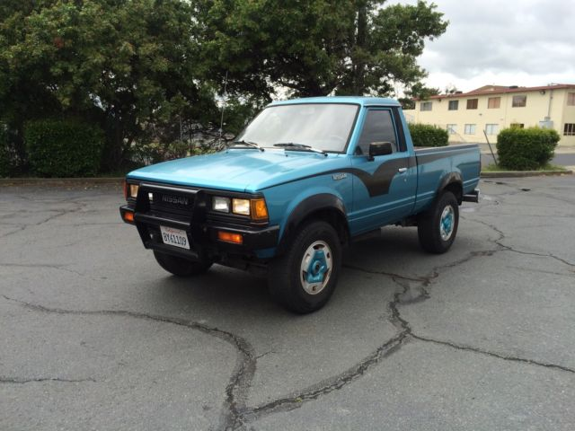 1985 Nissan 720 4x4 Classic Nissan Other 1985 For Sale