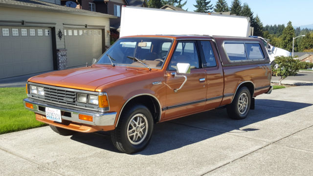 1985 Nissan 720 Quot St Quot Sport Truck King Cab Pick Up W Only